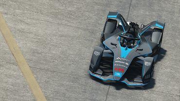Pojazd Formuły E