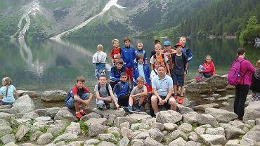 Obóz piłkarski Broni Radom (rocznik 2003) w Białce Tatrzańskiej