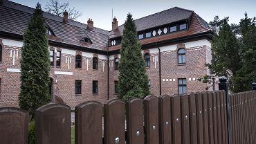 Dom kapłański diecezji toruńskiej 'Fraternitas' mieści się przy ul. Słowackiego 45/47/49