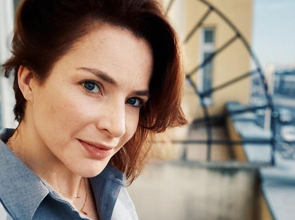 Anna Dereszowska - trening