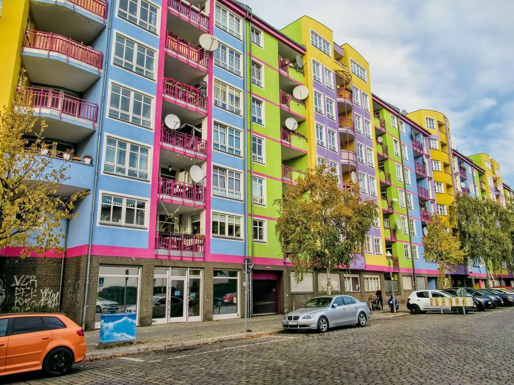 Jak mieszkają Niemcy? Odnowiony blok w Berlinie / Fot. Shutterstock.com