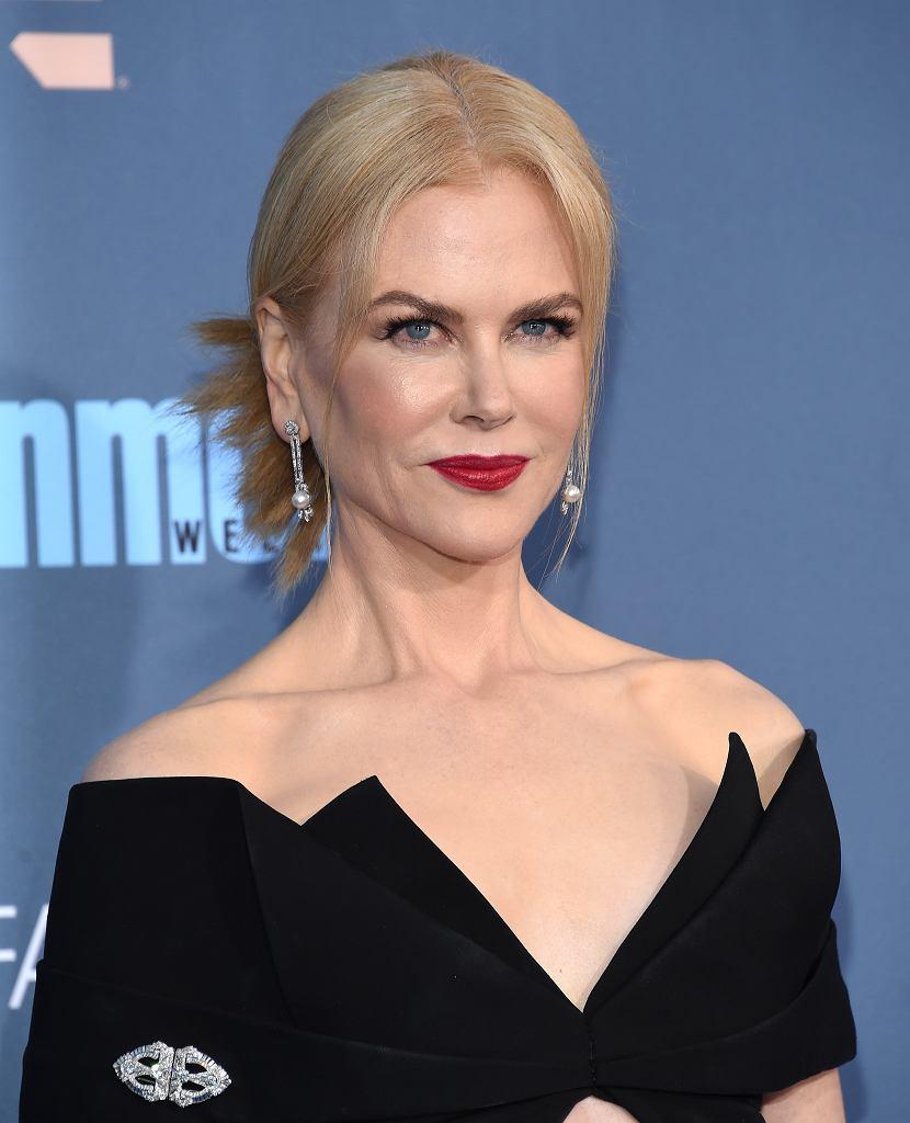 Nicole Kidman w 2018 roku