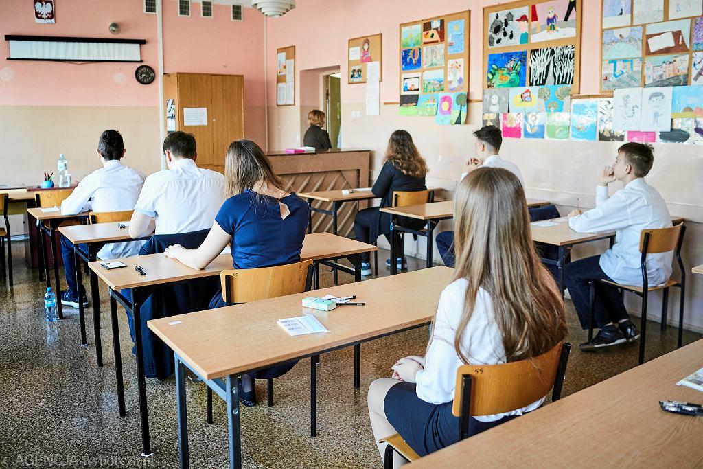 Egzamin gimnazjalny 2019. Co będzie na egzaminie? Zadania z 2018 roku