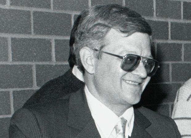 Tom Clancy w 1989 roku