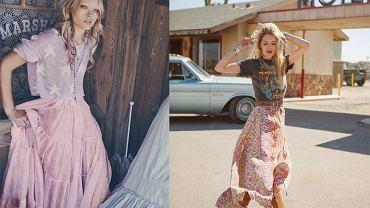 Prairie skirt - amerykański sposób na kobiecą sylwetkę