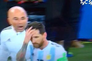 Mistrzostwa świata. Leo Messi grającym trenerem? Sampaoli konsultował z nim swoje decyzje [WIDEO]