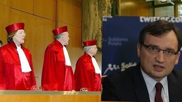 Niemiecki Federalny Trybunał Konstytucyjny odpowiada Zbigniewowi Ziobrze