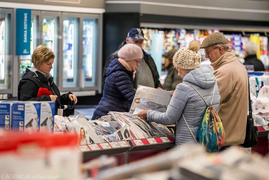 Otwarcie sklepu Aldi w Bydgoszczy przy ul. Gdańskiej