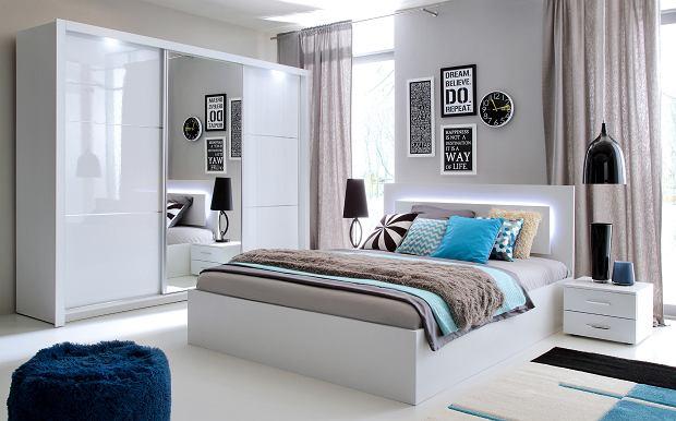 Zabudowa łóżka W Sypialni Wnętrzaaranżacje Wnętrz