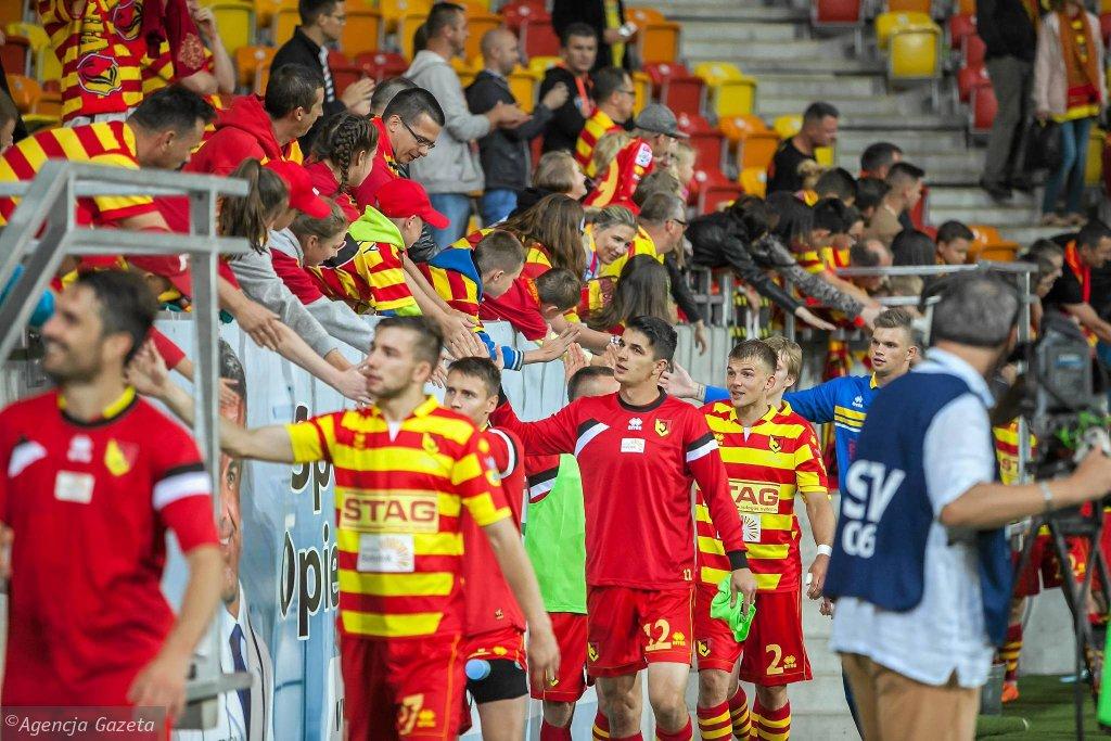 Jagiellonia - Omonia Nikozja 0:0. Transmisja TV, relacja na Sport.pl