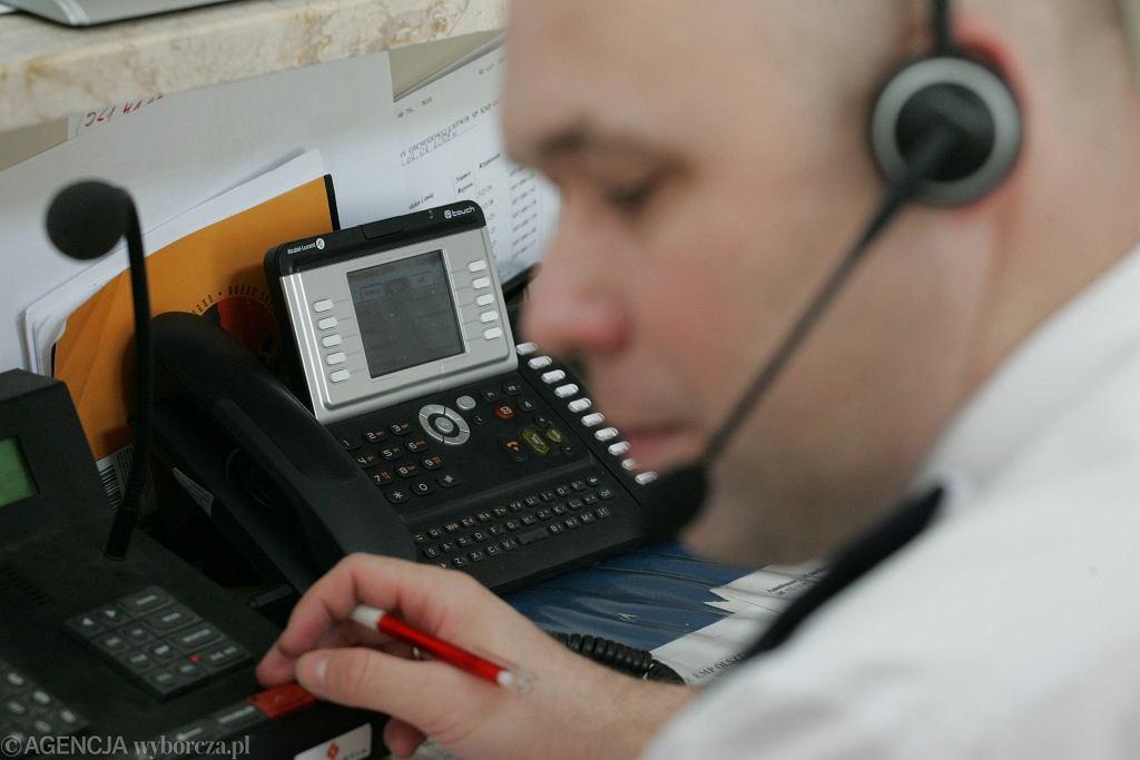 Policja zmienia numery telefonów do jednostek w całym kraju (zdjęcie ilustracyjne)
