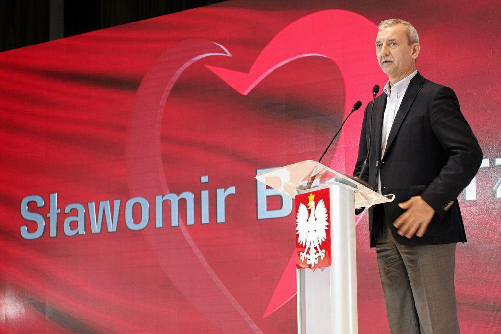 Sławomir Broniarz, prezes Związku Nauczycielstwa Polskiego (ZNP)