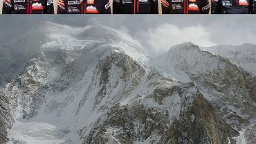 Członkowie zimowej wyprawy na Broad Peak. Od lewej: Krzysztof Wielicki, Maciej Berbeka, Adam Bielecki, Tomasz Kowalski i Artur Małek