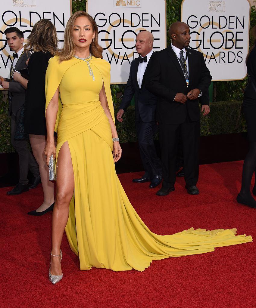 Jennifer Lopez, Złote Globy 2016