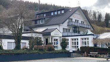 Hotel Kalbach w Simonskall ruszy najprawdopodobniej dopiero w maju