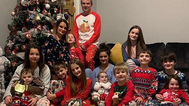 Radfordowie mają 22 dzieci, 19 wciąż mieszka z nimi w jednym domu