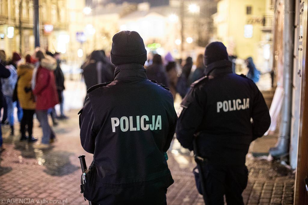 Zdjęcie ilustracyjne / policja