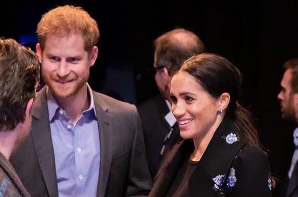 Meghan Markle i książę Harry - program Shout