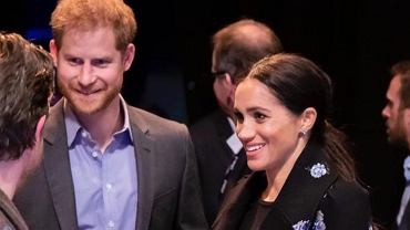 Meghan Markle i książę Harry - program Shout
