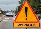 Lublin. Kilkunastu żołnierzy rannych po zderzeniu wojskowych ciężarówek