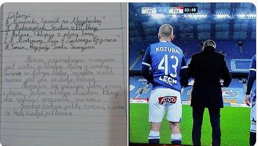 Piłkarz Lecha spełnił marzenie