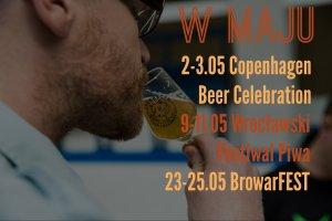 Piwne wydarzenia w Polsce i na świecie