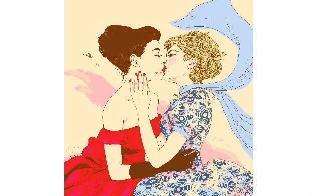 Czy Audrey Hepburn i Marylin Monroe mogłoby połączyć uczucie?