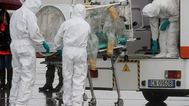 Ebola znów atakuje. W najgorszej sytuacji jest Demokratyczna Republika Konga.
