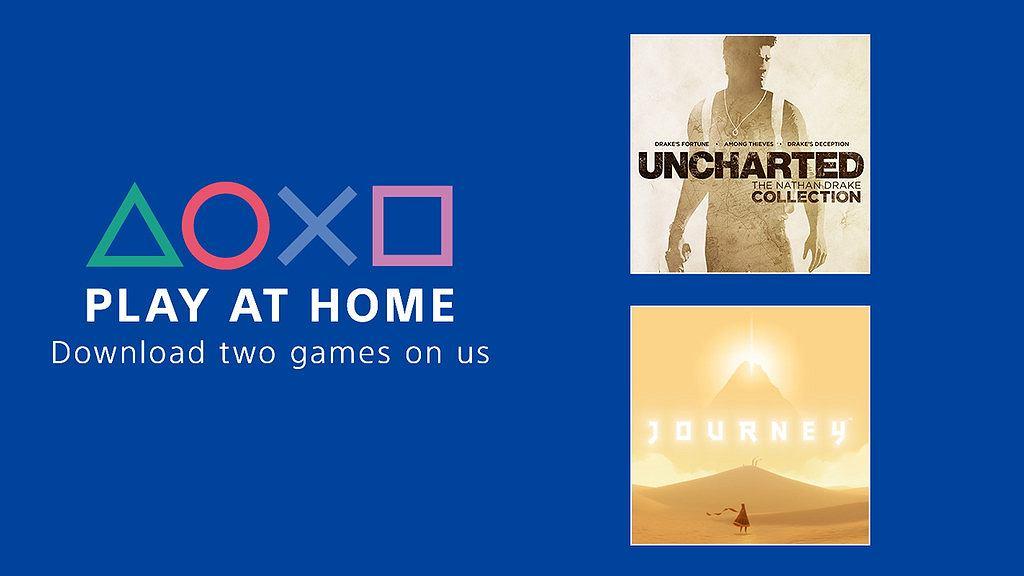 Sony #PlayAtHome