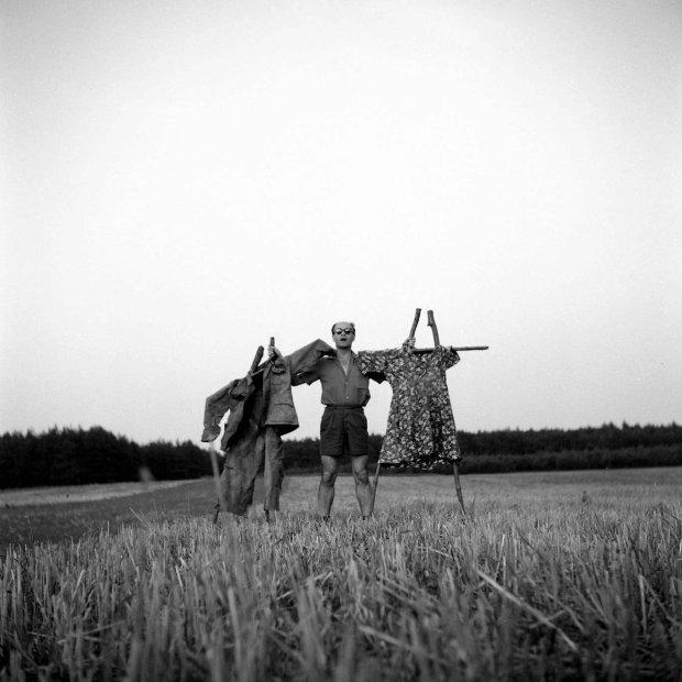 Zdjęcie numer 0 w galerii - Wojciech Tuszko w wieku 94 lat ma swoją pierwszą wystawę. Życie w całości podporządkowane fotografii