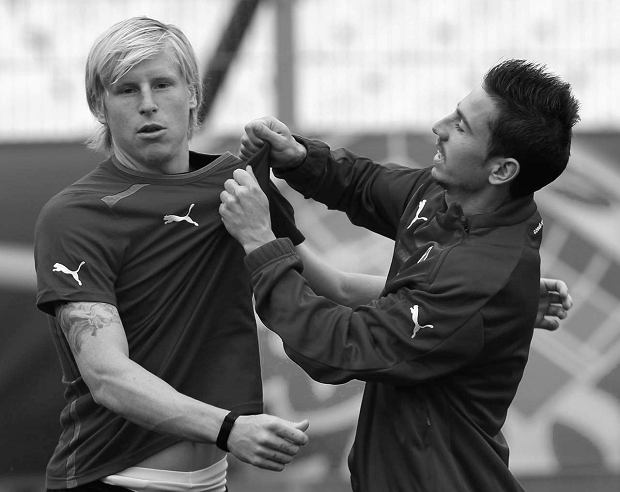Frantisek Rajtoral, były reprezentant Czech, popełnił samobójstwo. Grał przeciwko Polsce na Euro 2012