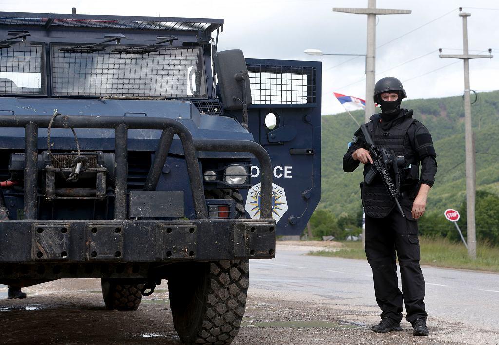 Specjalne jednostki kosowskiej policji