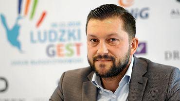 Dawid Błaszczykowski, prezes Wisły Kraków