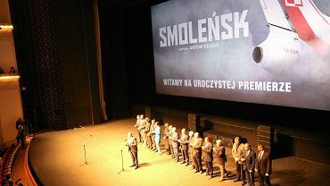 Uroczysta premiera filmu 'Smoleńsk' w Teatrze Wielkim w Warszawie