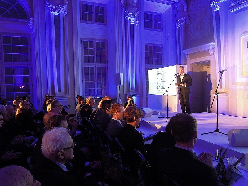 Nagroda Historyczna im. Kazimierza Moczarskiego 2017 - gala w pałacu Krasińskich