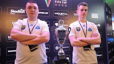 Zawodnicy Ruchu Chorzów wygrali turniej na wirtualnym boisku