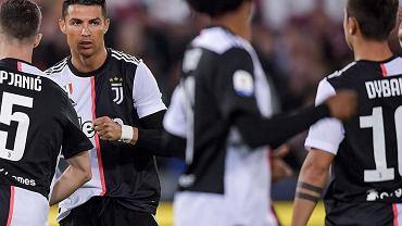 Juventus stawia na ekologię. W sezonie 19/20 piłkarze będą grać w koszulkach z plastiku