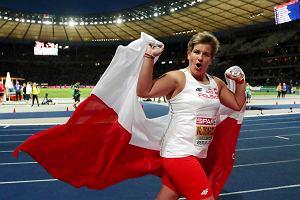 Anita Włodarczyk nominowana do tytułu lekkoatletki roku