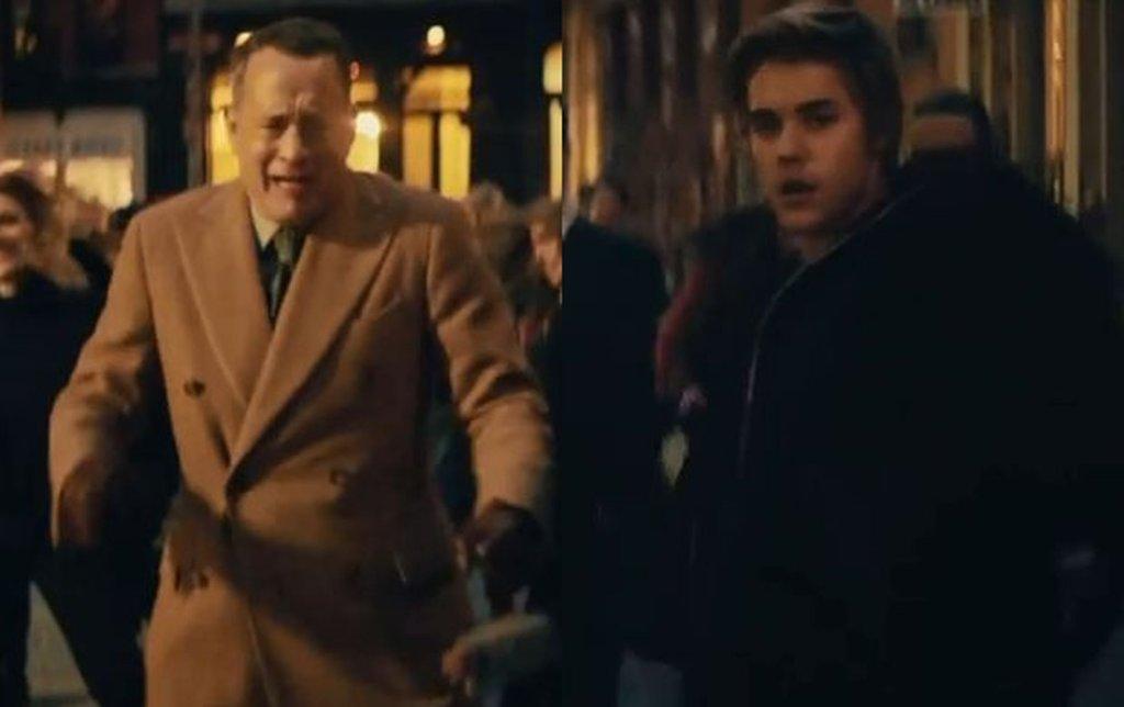 Tom Hanks i Justin Bieber
