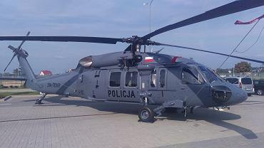 Policyjny S-70i Blackhawk