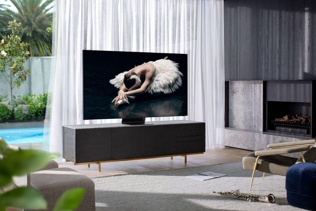 Telewizor Samsung QLED Lifestyle Q800T.