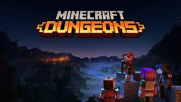 26 maja 2020 - premiera gry Minecraft Dungeons