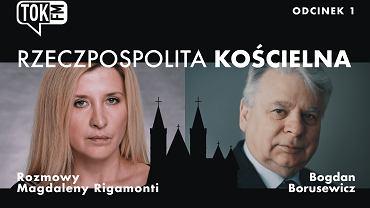 Rzeczpospolita Kościelna. Rozmowa Magdaleny Rigamonti z Bogdanem Borusewiczem