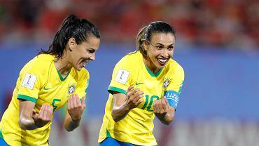 Marta po pobiciu rekordu strzelonych goli na mundialu