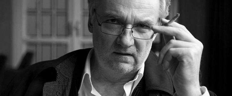 Jerzy Pilch nie żyje. Pisarz zmarł w wieku zaledwie 68 lat