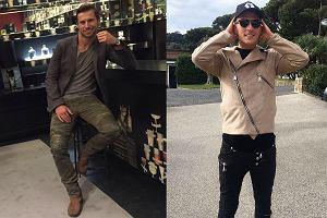 Smart casual - polscy piłkarze kochają ten styl