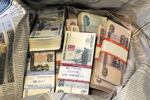 Rosja grzęźnie w sankcjach USA. Rubel tanieje, gospodarka hamuje