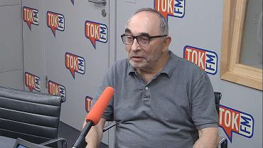 Prof. Aleksander Smolar, prezes Fundacji Batorego