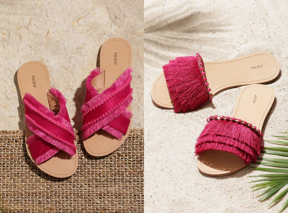 Klapki - najwygodniejsze buty na lato