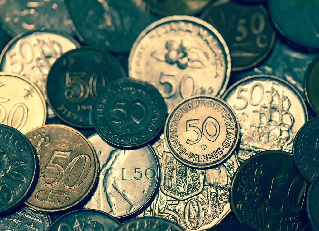 Średni kurs walut - 31.07.2019